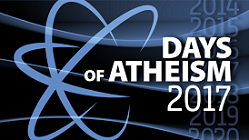 Days of Atheism 2017