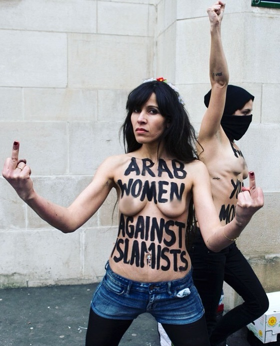 Arab Women Against Islamists